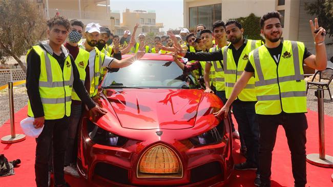 Lebanon launches first electric car despite economic crisis