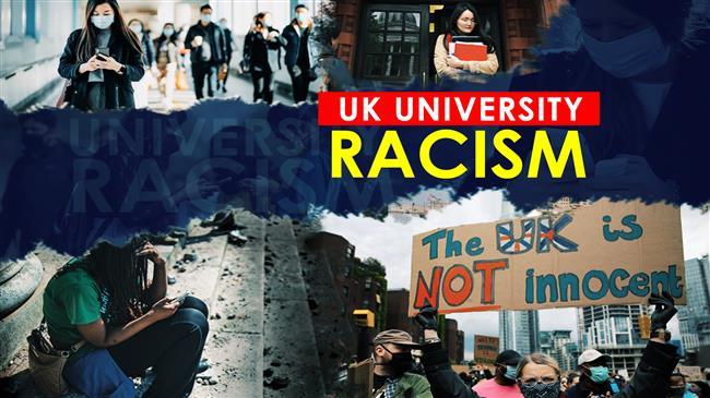 Racism within UK universities