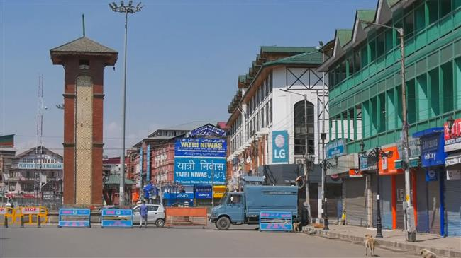 Kashmir imposes lockdown amid surge in COVID cases