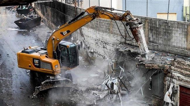 Rights group: Israel demolished 58 Palestinian structures in al-Quds since January