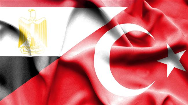 Turkey, Egypt discuss bilateral ties after years of tensions