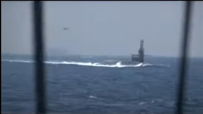 "CGRI: l'USS Georgia, ""capturé""?"