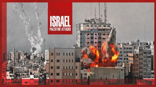 Israeli Palestine attacks