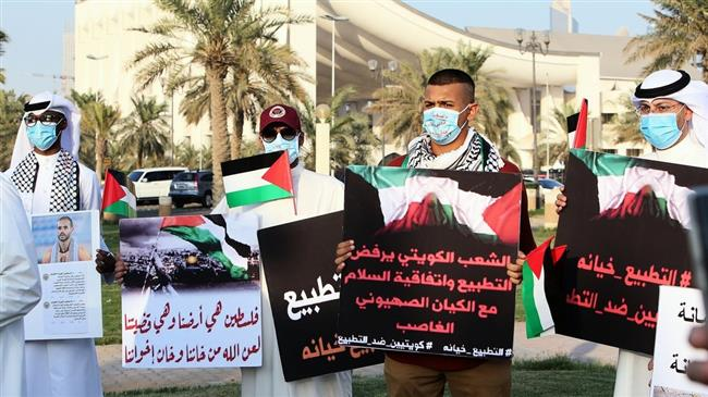Kuwaiti parliament bans normalization with Israel, condemns aggression