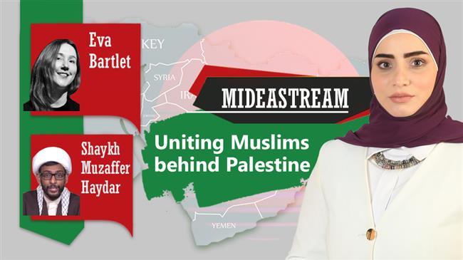 Uniting Muslims behind Palestine