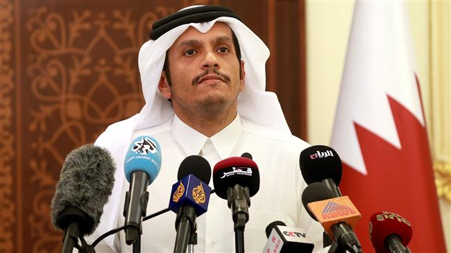 Qatari FM rules out normalization with Israel after Kuwait