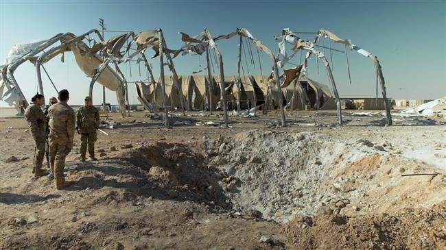 US-run Ain al-Asad Airbase in Iraq comes under drone strike