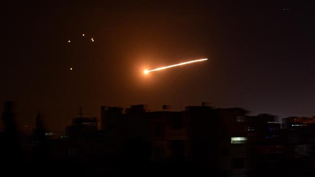 Israël: Choc balistique dans le ciel syrien!