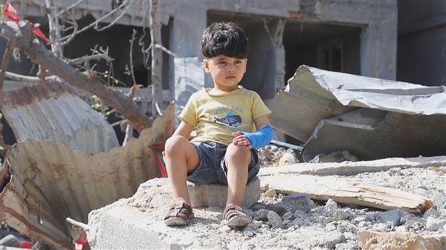 Children in Gaza in need of support and mental healthcare