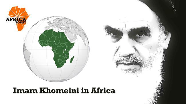 Imam Khomeini in Africa