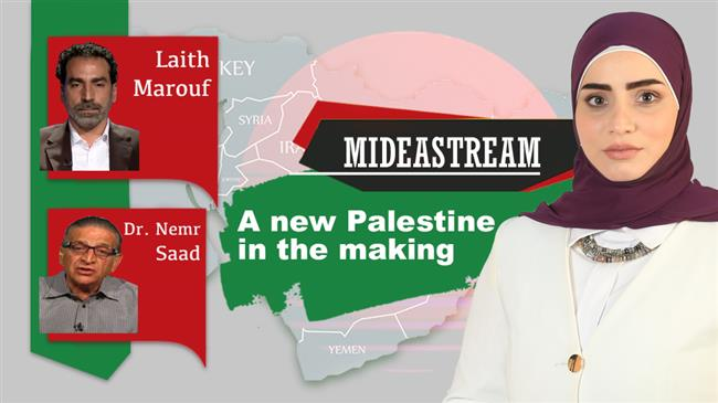 A new Palestine in the making