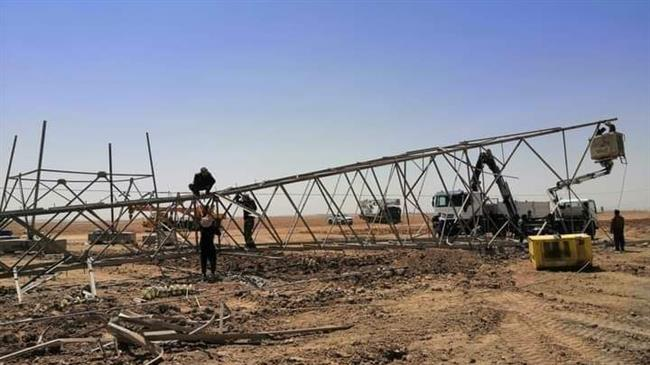 'Iran's power supply to Iraq cut by a fourth after explosion'