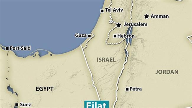 Israël : Bombe