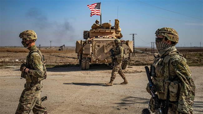 US military dispatches new convoy to Syria's oil-rich Hasakah