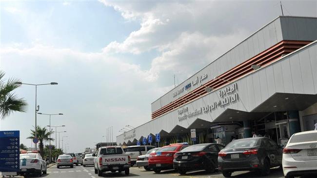 Yemeni forces launch new drone strike against Saudi Arabia's Abha airport