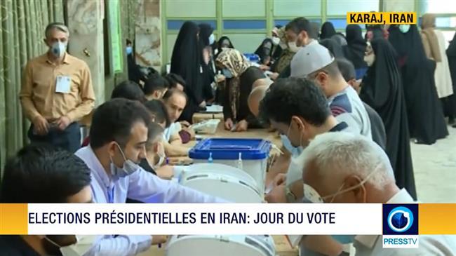 Iran Info du 18 juin 2021