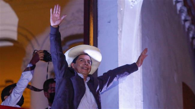 Fears of Bolivia-style coup in Peru as ex-officers reject Castillo's win
