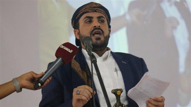 Ansarullah: US pursuing own plots in Yemen under humanitarian guise