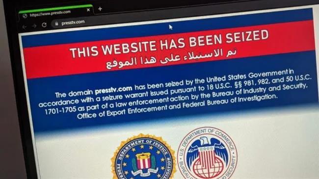 Hezbollah, Iraqi anti-terror group slam US seizure of website domains tied to pro-resistance media