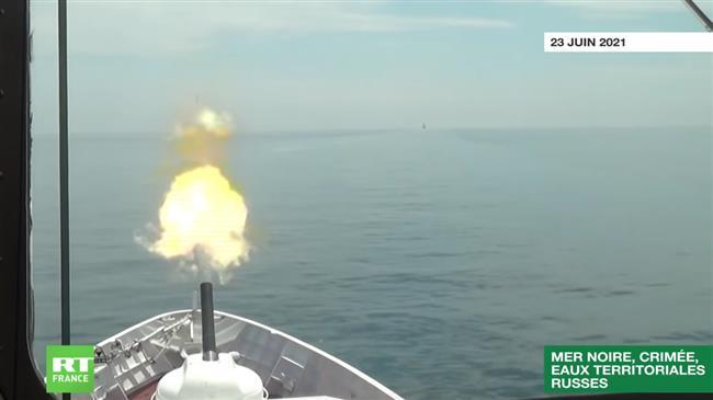 Mer Noire: Moscou met les points sur les i