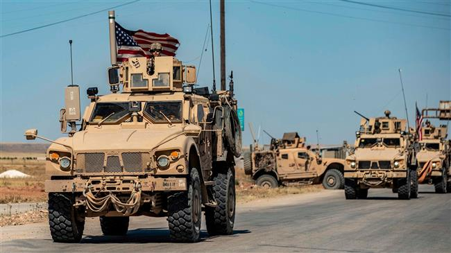 Official: US troops to stay in northeaster Syria to back anti-Damascus SDF