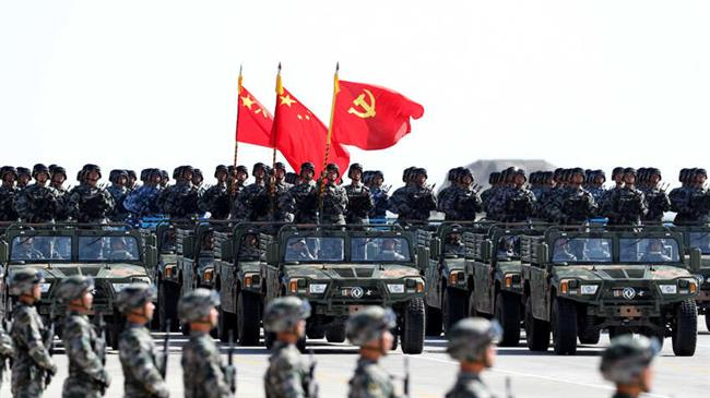 Senior NATO officer warns of 'shocking' Chinese military clout amid tensions with Beijing