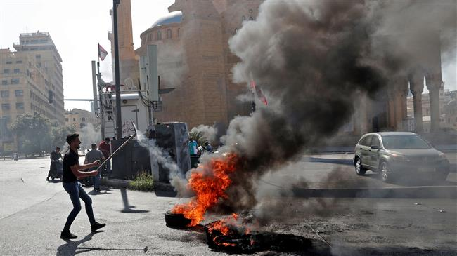 Over a dozen hurt in Lebanon clashes as unrest lurks amid US sanctions