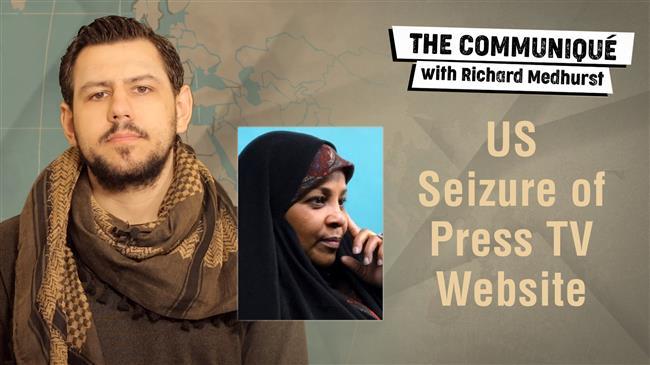 US seizes Press TV Website