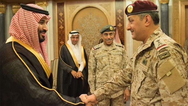 Senior Saudi prince sentenced to death in military trial over coup bid, US institute reports