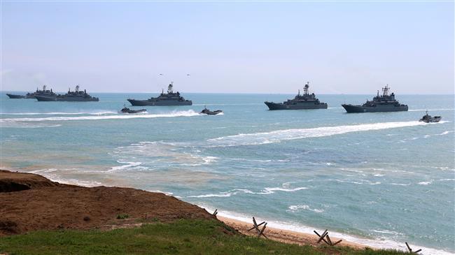 Russia conducts live fire drill in Black Sea amid tensions with NATO