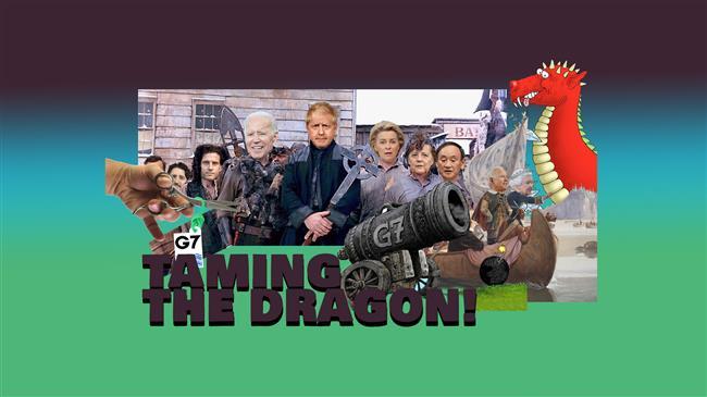 Taming the dragon!