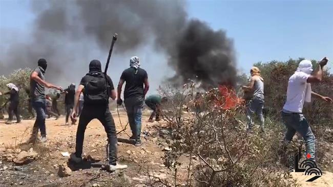 150 Palestinians injured in Israeli attack on West Bank protests
