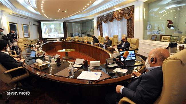 Iran won't hesitate to return to oil market, Zanganeh tells OPEC+