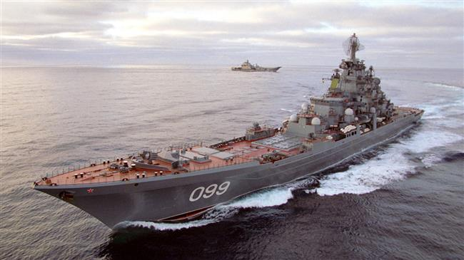 Russia tests submarine weapons amid tensions with West