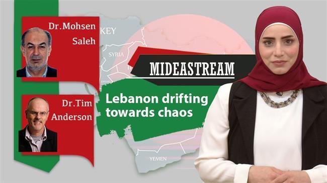 Lebanon drifting towards chaos