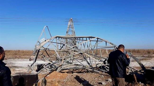 'Saudi Arabia responsible for attacks targeting Iraq power grid'