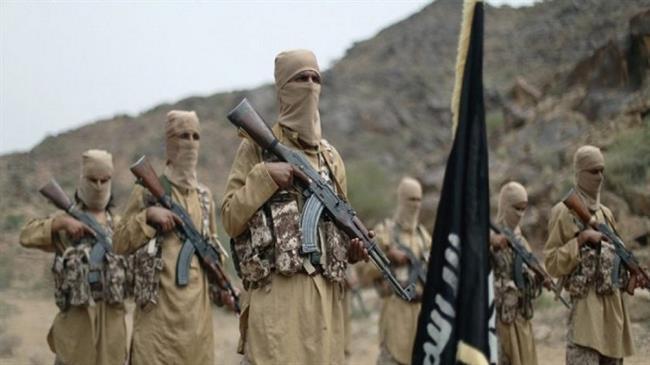 Washington mobilizing, commanding al-Qaeda, Daesh terrorists in Bayda Province: Yemen