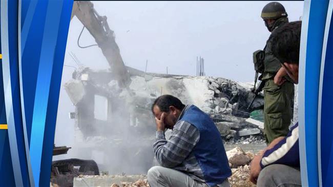 Israeli forces demolish Palestinian prisoner's house