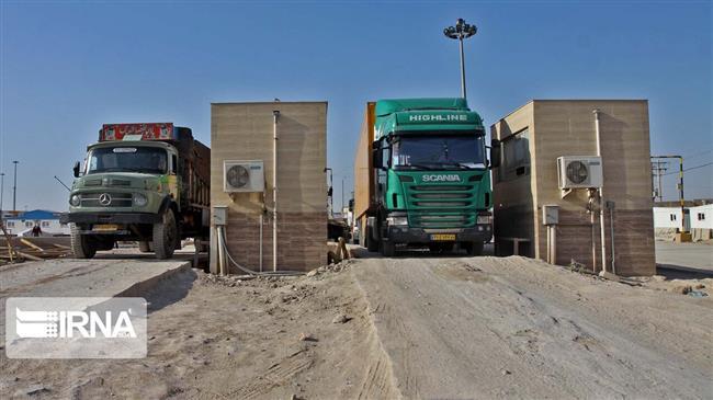 Iran halts trade through Afghan border crossings amid Taliban incursions