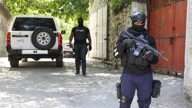 US says rejected Haiti's request amid suspicion of role in assassination