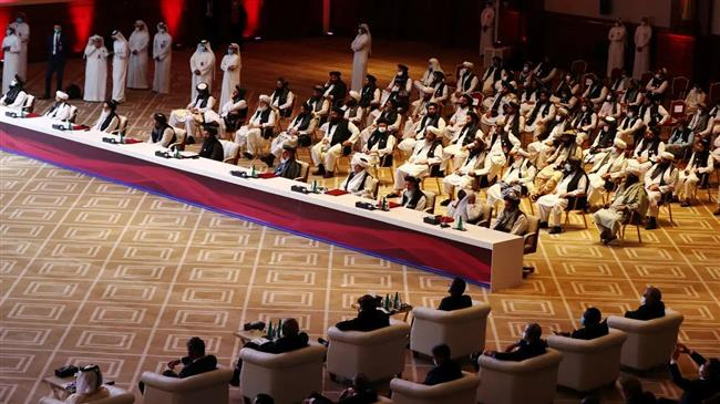 Afghan officials, Taliban hold 'serious discussions' on peace process in Doha