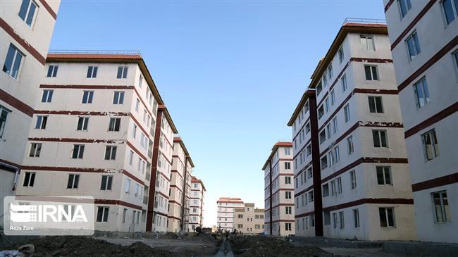 Iran opens nearly $1bn worth of housing projects