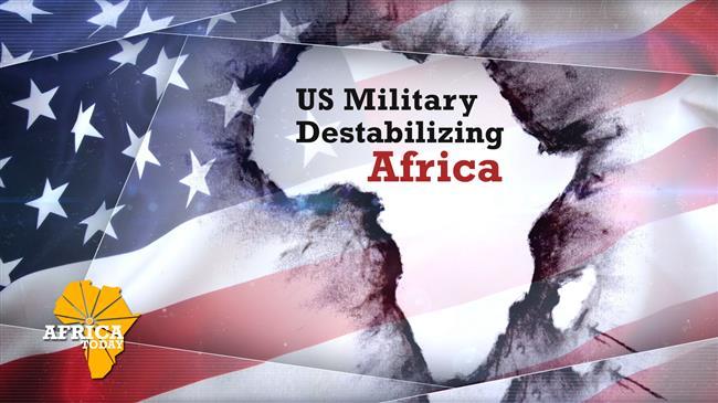 US military destabilizing Africa