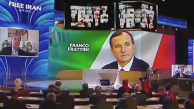 Iran rebukes former EU commissioner Frattini for siding with MKO
