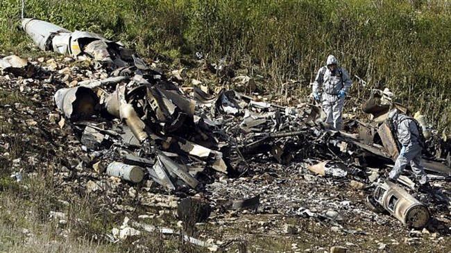 Un F-15 israélien abattu!