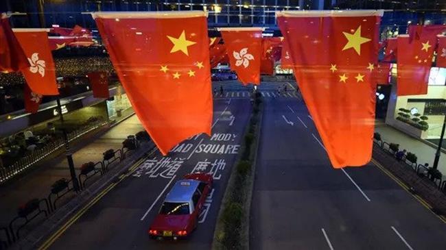 China blasts 'American bullying' against Hong Kong