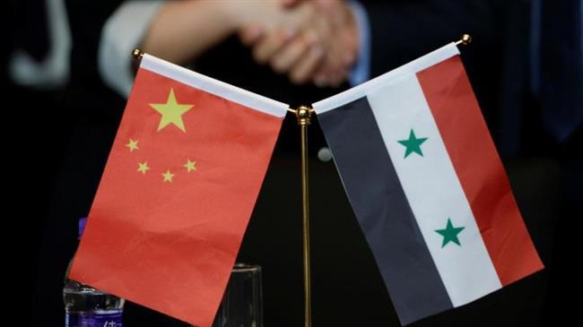 Syrie: Que prépare la Chine?