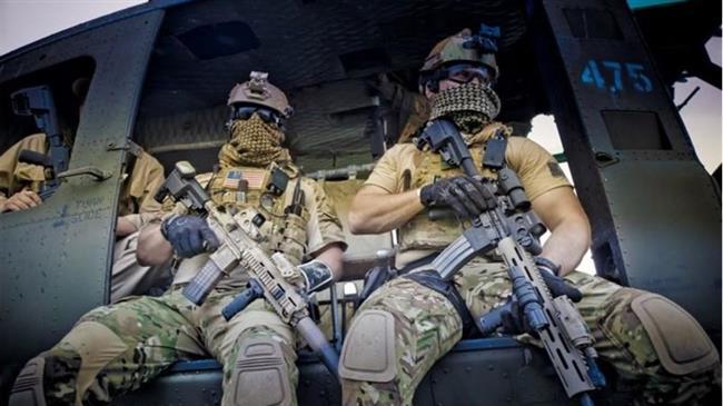 Ansarallah: officiers US en débandade!