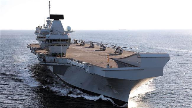 Britain to permanently deploy two warships in South China Sea