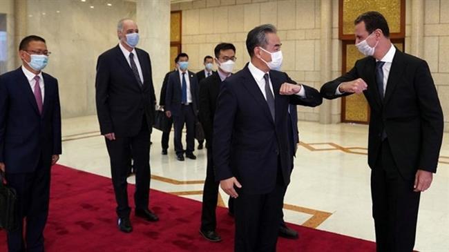 Syrie: la méga équation chinoise?